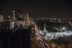 Бульвар Juarez стоковое изображение rf