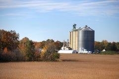 будьте фермером ландшафт стоковая фотография rf