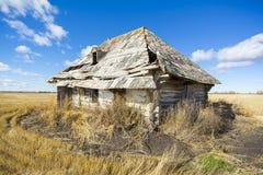 будьте фермером дом старая Стоковые Фотографии RF