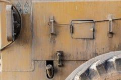 бульдозер Стоковое Изображение RF