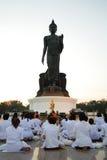 Буддисты Стоковые Фотографии RF
