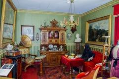 Бывшая внутренняя комната Стоковое фото RF