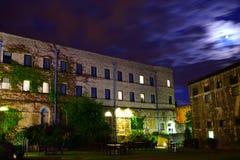 Бывшая тюрьма Оксфорда Стоковые Фото