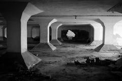 Бывшая фабрика сахара Стоковое фото RF