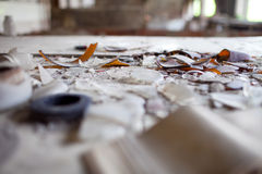 Бывшая фабрика сахара Стоковая Фотография RF