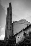 Бывшая фабрика сахара Стоковые Фото