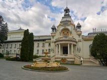 Бывшее казино в Sinaia в в наше время конференц-центре и месте для частных событий Стоковые Фото