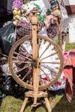 Бывшее русское закручивая колесо для потока Стоковое Фото