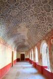 Бывший доминиканский монастырь Сан-Хуана Bautista VI стоковое фото