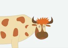 бык Стоковое Изображение RF