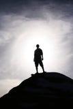 былинный герой Стоковые Фото