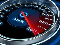 Быстрая скорость Стоковая Фотография