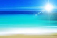 Быстрое море Стоковая Фотография RF