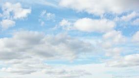 Быстрое небо, безшовная петля видеоматериал