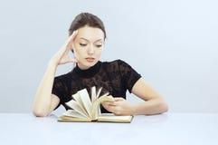 быстрое чтение Стоковая Фотография RF