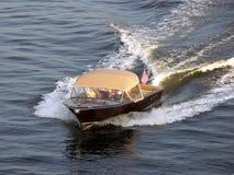 быстроходный катер Стоковая Фотография