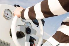 быстроходный катер 4 Стоковые Фотографии RF