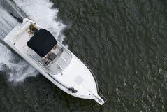 быстроходный катер Стоковое фото RF