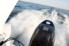 быстроходный катер 6 Стоковые Изображения RF