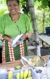 быстро-приготовленное питание Индонесия стоковая фотография rf