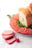 быстро-приготовленное питание Стоковое Фото