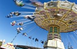 быстро проходить выставки carousel Стоковые Фотографии RF