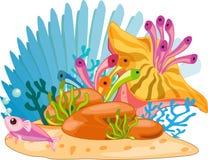 быстрые рыбы Стоковое Изображение