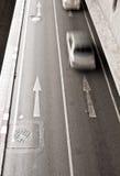 Быстрый автомобиль Стоковые Изображения RF