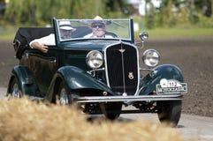Быстрый старый автомобиль Стоковые Изображения RF