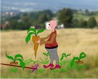 быть фермером Стоковые Фото