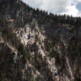 Былинные горы Стоковые Изображения RF