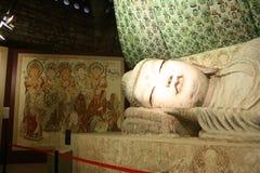 Буддийское искусство Стоковая Фотография