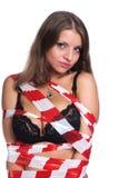 бюрократизм девушки Стоковые Фотографии RF