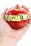 бюрократизм измерения яблока Стоковое Изображение RF
