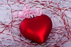 бюрократизм сердца рождества Стоковая Фотография RF