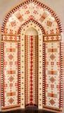 Благородное исламское произведение искусства Стоковая Фотография