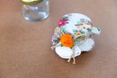 Благосклонности на таблице для wedding Стоковая Фотография RF