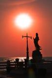 Благословение богини Стоковое Фото