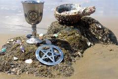 Благословения 1 пляжа Стоковые Фотографии RF