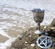 Благословения 2 пляжа Стоковая Фотография