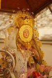 благословленный virgin mary Стоковые Фотографии RF