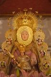 благословленный virgin mary Стоковое Изображение