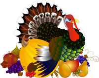Благодарение Турция Стоковое Изображение RF