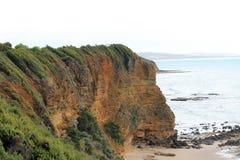 Блеф океана Стоковое Изображение RF