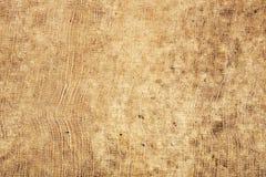 Бледная текстура коричневой бумаги Стоковое фото RF