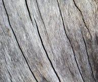 Бледное изображение деревянного стола с выдержанными великолепными линиями Стоковая Фотография RF