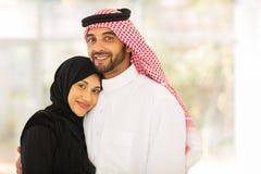 Ближневосточный портрет пар Стоковые Изображения RF