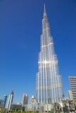 Ближний Восток, Объединенные эмираты, Дубай, Burj Khalifa Стоковые Изображения