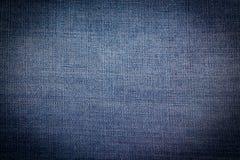 близкая текстура съемки джинсыов вверх Стоковое фото RF