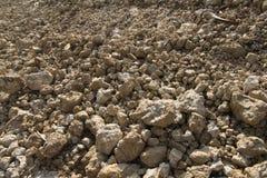 близкий песчаник вверх Стоковая Фотография